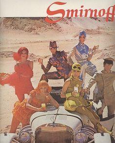 Smirnoff Ad 1968
