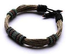 contemporary beaded jewelry