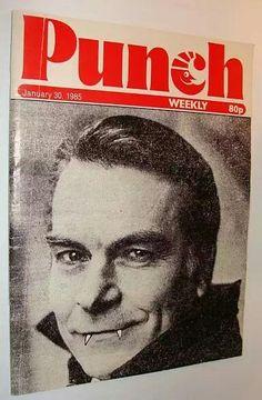 Punch Magazine, Movie Posters, Movies, Films, Film Poster, Cinema, Movie, Film, Movie Quotes