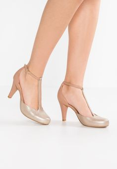 320e954a265 Shoes · Clarks DALIA TULIP - High heels - nude - Zalando.co.uk