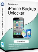 30% Off - Tenorshare iPhone Backup Unlocker. iPhone Backup Unlocker is the very password recovery program that enables you to forensic access to password-protected backups for iPhone, iPad, and iPod when you need to restore your iDevice from the backup file. Quickly unlock password-encrypted iPhone backup file. Gain access to contacts, SMS, photos, Email, etc. stored in backup file. Work with iPhone 5/4S/4, iPod Touch 4, iPad 4/mini/3/2, etc. Be compatible with iTunes 11 and iOS 6.