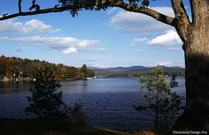 What You'll See at the Beautiful Lake Bomoseen State Park | GetAway Vacations | Killington, VT
