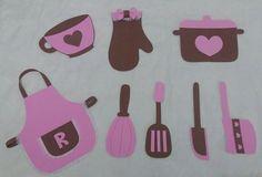 Kitchen Clipart, Birthday Cards, Birthday Parties, Altered Bottles, Mom Day, Foam Crafts, Bake Sale, High Tea, Diy Cards