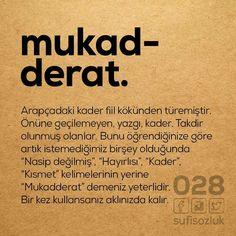 Turkish Language, Sufi, New Words, Lorem Ipsum, Personal Development, Karma, Don't Forget, Quotations, Psychology