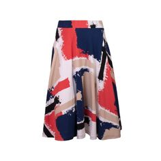 A Line Cut, Made In Uk, Tie Dye Skirt, Women Accessories, Women's Clothing, Clothes For Women, Skirts, How To Make, Fashion