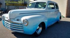 1946 Ford 2dr Street Rod$25,900 by Magnusson Classic Motors in Scottsdale AZ . Click to view more photos and mod info.