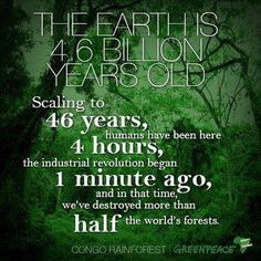 Puts things in perspective. Thanks to Give a Shit about Nature for the image and Daily Kos for sharing.
