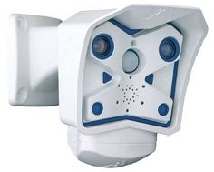 Mobotix IP Dual Day & Night Cameras with Telephoto 43mm Lenses