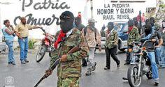 ¡EN UN PAÍS SIN LEY! Colectivos del régimen cobran vacuna a comerciantes de Santa Rosalía Bs. 50.000