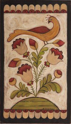 Teresa Kogut painting