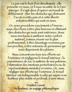 """Résultat de recherche d'images pour """"frederic lenoir citations"""""""