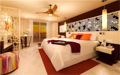 #Royalton White Sands #Hotel, #Jamaica. #Bedroom