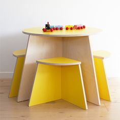 Small Design, a company based in Denmark, ,have developed a range of children's furniture that is functional and colourful. The range of chi...