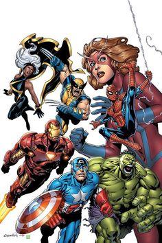 Avengers - X-Men Assemble!