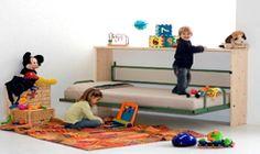 Children's Wallbed: Remodelista