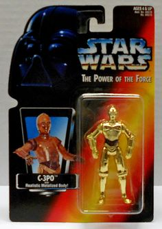 C-3PO (Power of the Force)