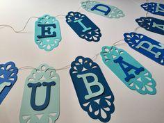 Eid Mubarak Banner by AtelierAngie on Etsy Eid Crafts, Ramadan Crafts, Homemade Party Decorations, Ramadan Decorations, Eid Mubarak Banner, Ramadan Celebration, Eid Party, Eid Mubarak Greetings, Islamic Decor