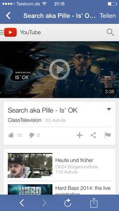 """Videoauskopplung aus Pilles aktuelle Mixtape """"Der erleuchtete Wahnsinn 2"""" zu """"Is' OK""""   http://www.youtube.com/user/ClassTelevision"""