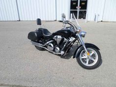 Used 2011 Honda Interstate Motorcycles For Sale in Kansas,KS. 2011 Honda Interstate, Don t say we didn t warn you one look and you won t be able to tear your eyes off the gorgeous Interstate custom. Like its equally stunning Stateline stable mate, this 1312cc V-twin is the ultimate expression of progressive retro cruiser styling, with one big difference: It s built to go the (long) distance, with touring features like floorboards, roomy leather-clad saddlebags, and a custom windscreen.