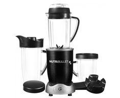 NutriBullet RX 1700W (Black, 10-delar, Mixer/Blender)— magicbullet.nu Blender Soup, Blender Recipes, Nutribullet Recipes, Magic Bullet, Blenders, Healthy Options, Fun Drinks, Gourmet Recipes, Kitchen Gadgets
