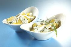 rezept-Leichter Kartoffelsalat