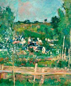 Arte Moderna Cezanne