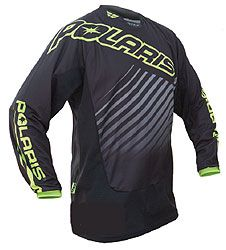 FLY RACING POLARIS JERSEY. Visit www.brinsonpowersports.com for more information.