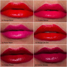 REVIEW: Bourjois Rouge Edition Lipsticks ~ no 18 Violine Strass
