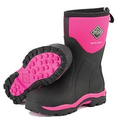 Pink hunting gear. These are a Must for the property!