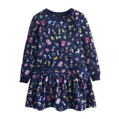 Joules Jersey Dress for girls
