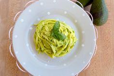 Creamy Avocado Pasta – Pâte au Pesto d'Avocat