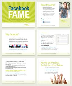 facebook-fame-ebook-design