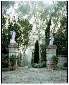 Gate to heaven.