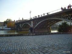 The Triana Bridge - El Puente de Triana