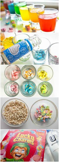 Lucky Charms #Rainbow #Vodka