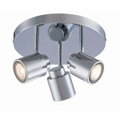 Lite Source 5.75-In H Chrome Wall-Mounted Lamp With Metal Shade Ls-171