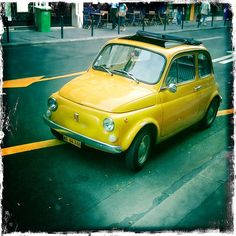 and everything's yellow. by [phil h], via Flickr