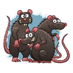 evil rat clipart - Google Search   Filthy Ratz MC623 ...