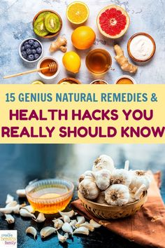 Whether you're looking for natural remedies because you want to take a more holistic approach to wellness or just to save money, you'll love today's post. We're looking at some of the most genius health hacks ever! #hacks #health #natural #home #remedies Remedies For Nausea, Dry Skin Remedies, Natural Health Remedies, Herbal Remedies, Wellness Tips, Health And Wellness, Health Tips, Home Remedies Beauty, Great Recipes