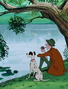 Image result for 101 dalmatians cartoon pinterest