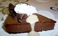 Doce Preguiça (torta de Chocolate) | Tortas e bolos > Receitas de Torta de Chocolate | Mais Você - Receitas Gshow