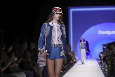 Desigual Fashion Show Ready to Wear Collection Spring Summer 2017 in New York
