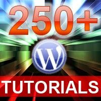 250+ Tutorials for WordPress Thanks for inviting me to be a contributor! I am thrilled Great idea!