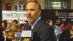 Conocimos a los protagonistas la película Mc Farland, USA, en su noche de estreno (VIDEO)