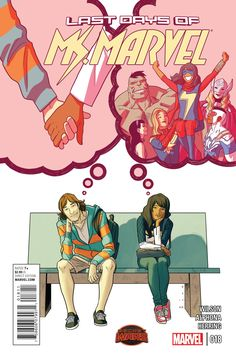 Ms. Marvel (2014) Issue #18