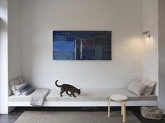 Architectural Detail: Built-in Reading Niches: Remodelista