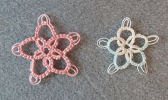 Stitches of Life II: 50 min of tatting