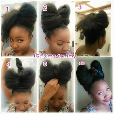 Great pictorials featuring Mz Tammy, Nae 2 Curly and more (From Black Girl Long Hair)