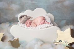 Cloud Photo Prop Cloud Prop Newborn Photo Prop by MrAndMrsAndCo