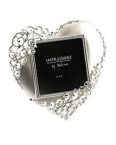 Juliana Heart Shape Photo Frame | Home Essentials